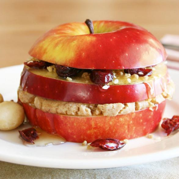 Apple Breakfast Sandwich